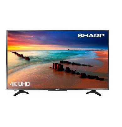 Sharp 50 Quot Class Led 2160p Smart 4k Ultra Hd Tv Roku
